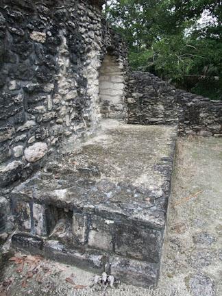 Kohunlich馬雅遺跡