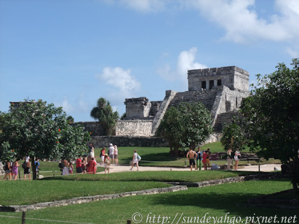 Tulum圖倫馬雅遺址