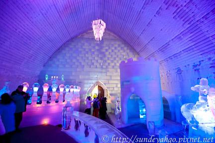 契納溫泉冰雕博物館