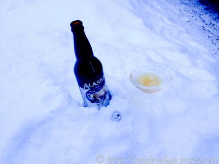 阿拉斯加啤酒