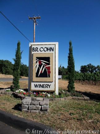 北加州索諾瑪B.R. Cohn酒莊