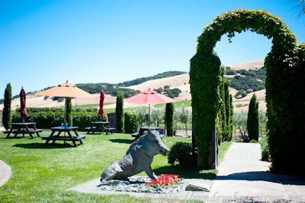 北加州索諾瑪Viansa酒莊