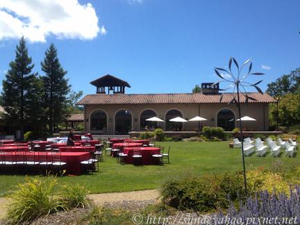 北加州索諾瑪聖法蘭西斯酒莊