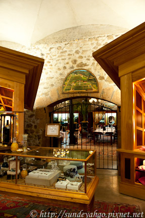 北加州納帕谷Inglenook酒莊