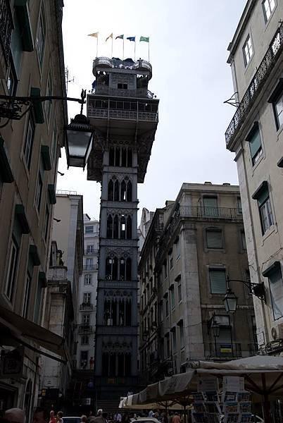 Santa Justa電梯