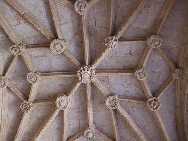曼紐爾式天花板