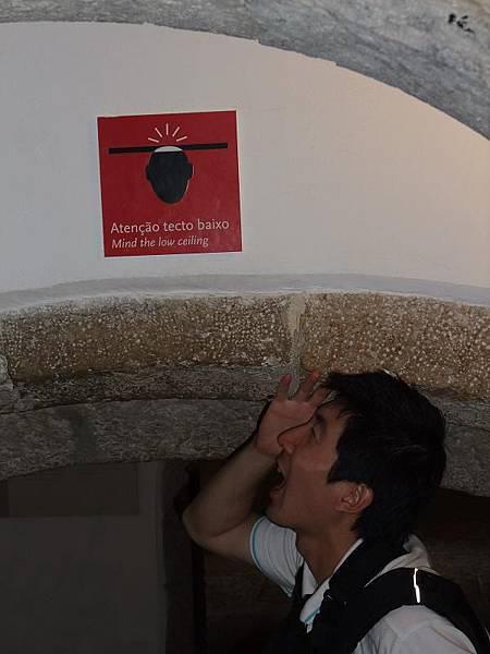 小心頭部標誌