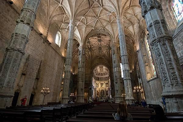 傑若米修道院的教堂