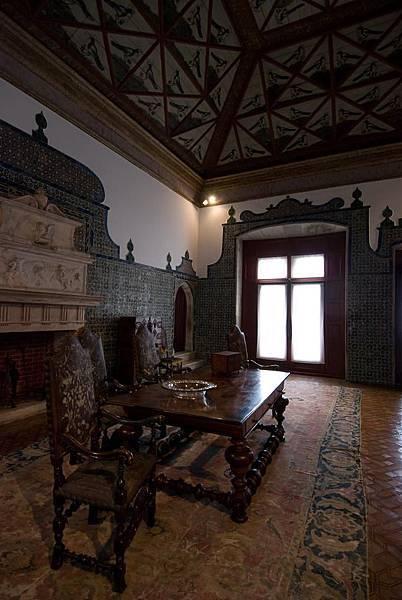 喜鵲廳,仙達皇宮