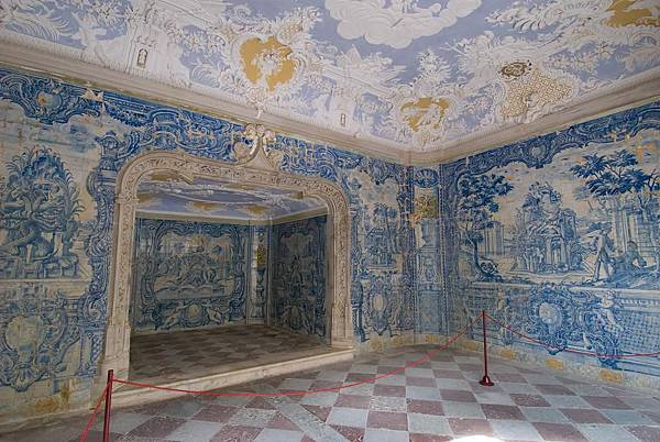 冷水室,仙達皇宮