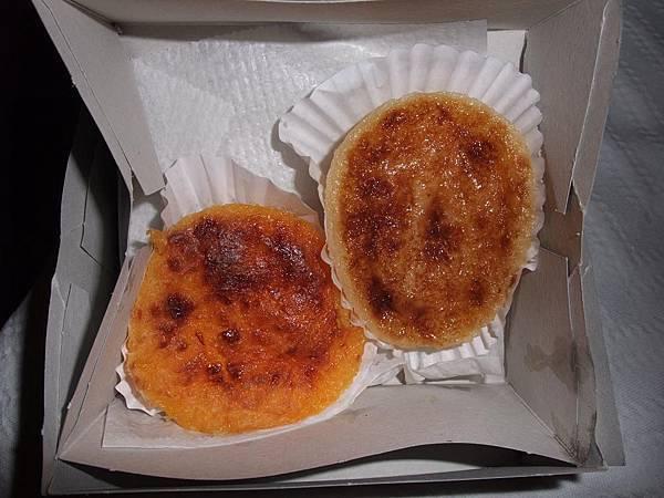 杏仁蛋塔(原味&橘子口味)