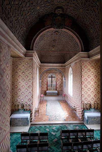 皇家禮拜堂,仙達皇宮