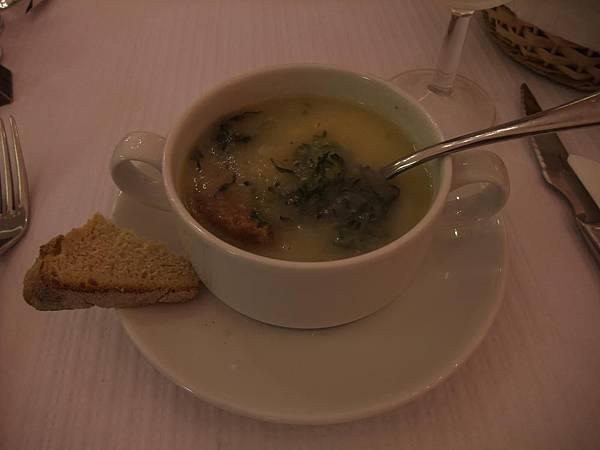 葡式綠濃湯