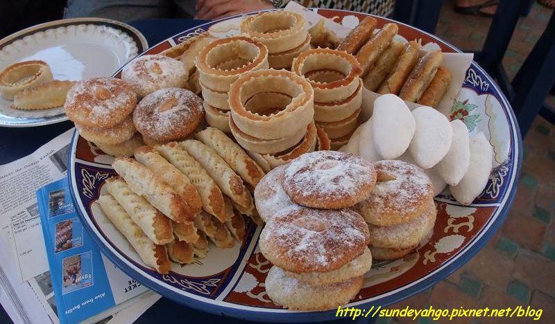 摩洛哥糕餅
