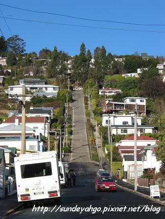 世界上最陡的街