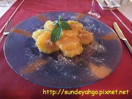 摩洛哥橘子沙拉