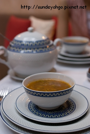 摩洛哥香料湯