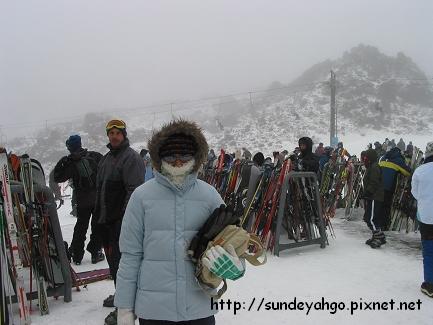 搞笑滑雪裝