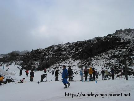 歡樂谷滑雪場