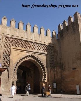 費斯皇城大門