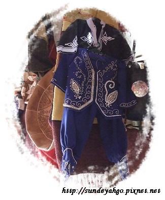 阿拉丁童裝
