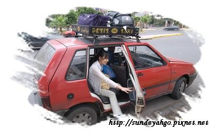 摩洛哥小計程車