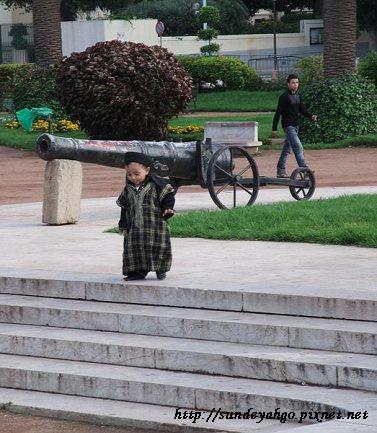 摩洛哥小男孩