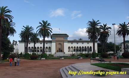 卡薩布蘭加法院