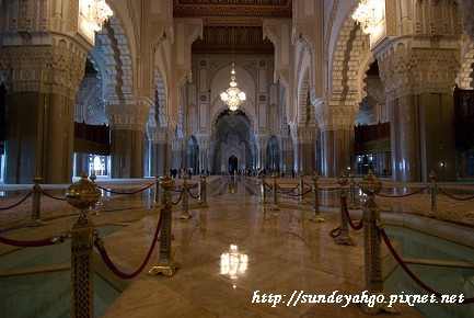 哈珊二世清真寺