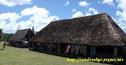 新喀里多尼亞茅屋