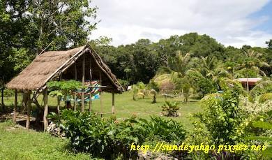 新喀里多尼亞村莊