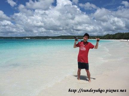 新喀里多尼亞夢幻沙灘