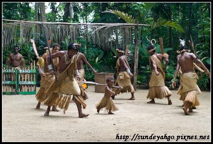 萬納杜原住民舞蹈