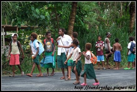 萬納杜學生放學