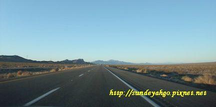 往大峽谷的路上