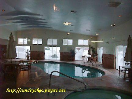 Days Inn游泳池