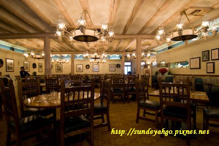 大峽谷天使木屋餐廳