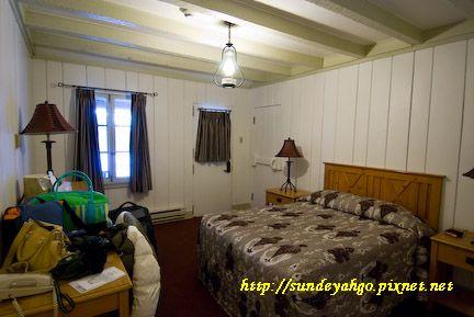 大峽谷天使木屋房間