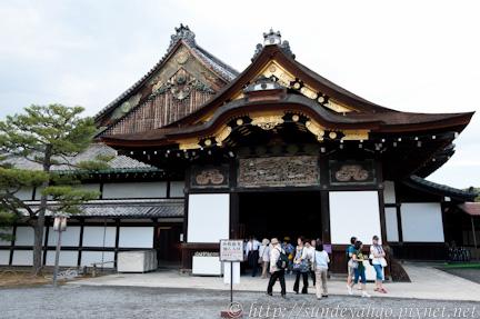 京都二條城
