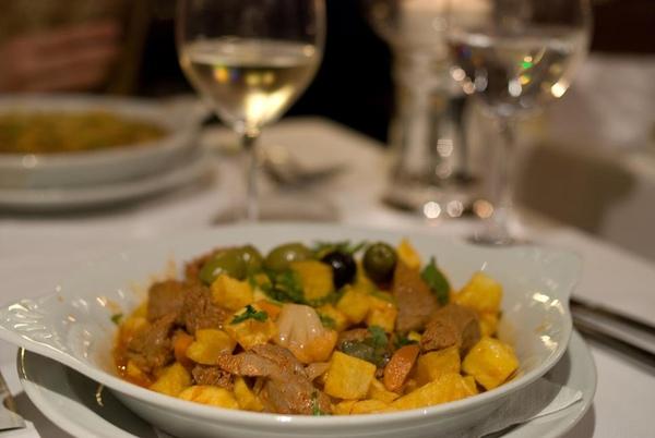 葡萄牙豬肉料理