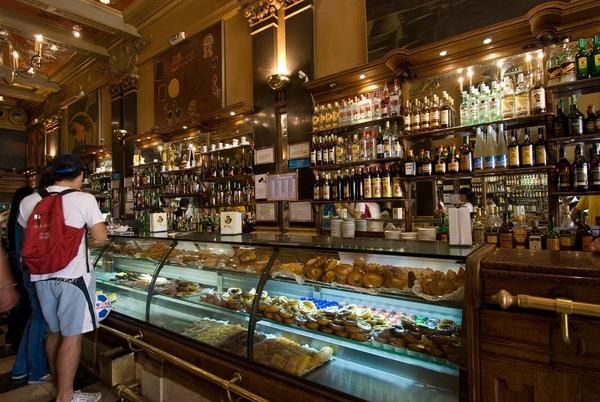 巴西咖啡店