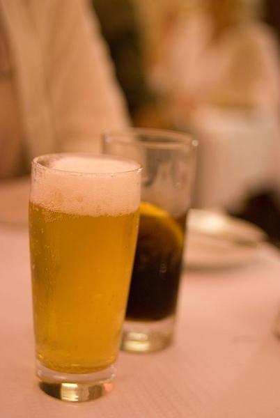 啤酒與可樂