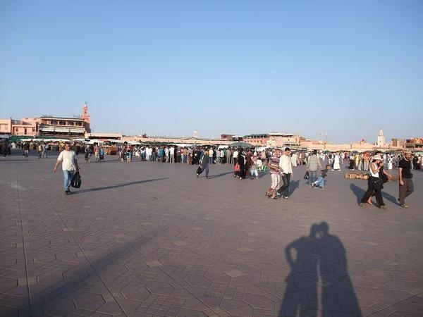 加瑪艾法納廣場