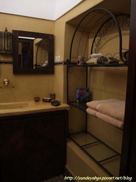 Tan Tan 浴室