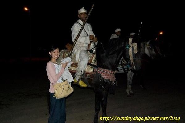 摩洛哥騎兵