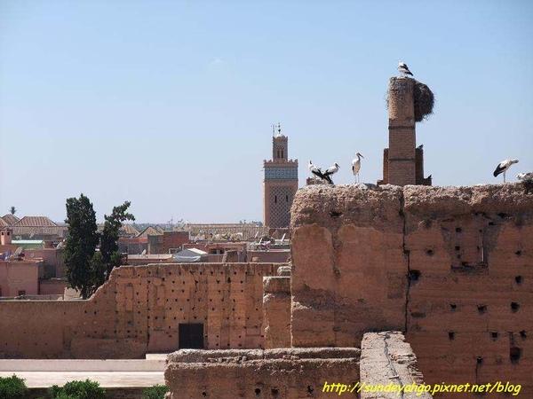 巴地皇宮廢墟
