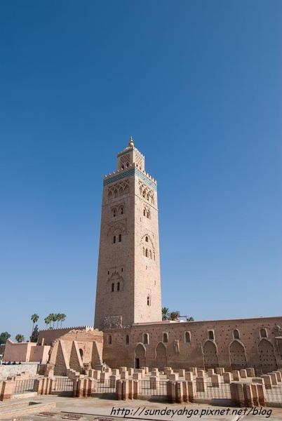 古托比亞清真寺