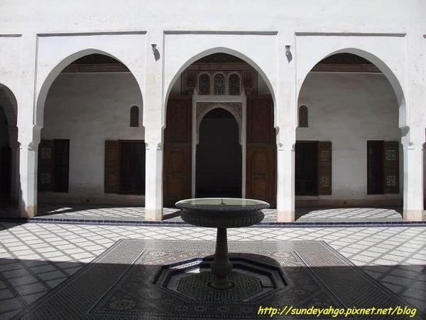 巴希亞皇宮