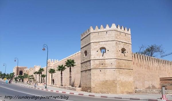 烏代亞古城牆