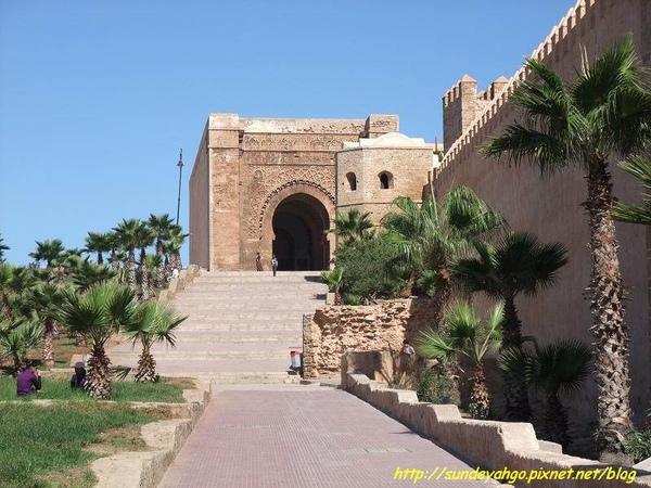 烏代亞古城大門